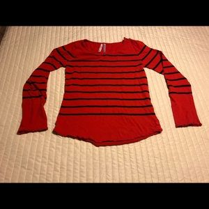 O'Neill Striped Long Sleeve Shirt